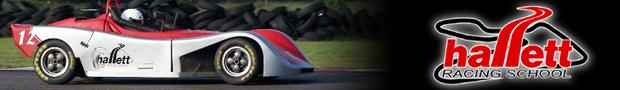 hallett racing school