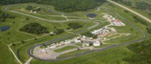 hallett motor racing